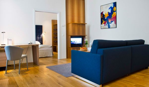 Family Suite for 4 persons in Vienna