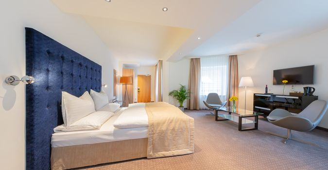 Junior Suite for 2 persons with a sitting-area, Vienna