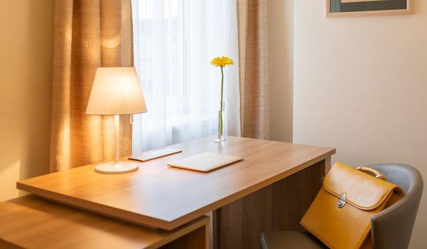 Prestige Suite, writing-table