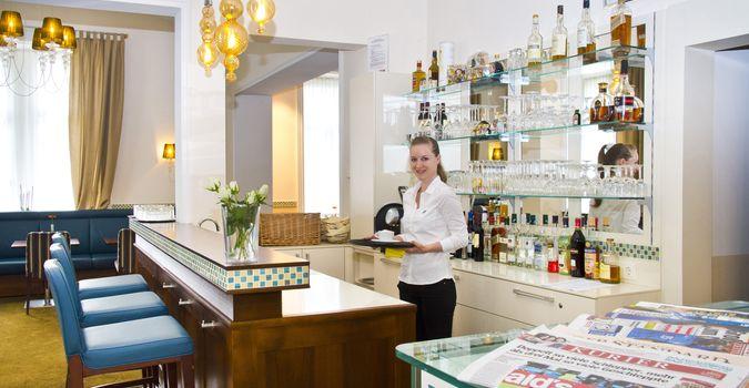 HiLight Hotel Bar in Vienna